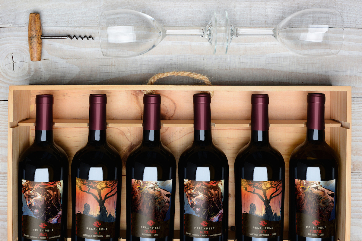 Restaurant Private Label Wines and Spirits