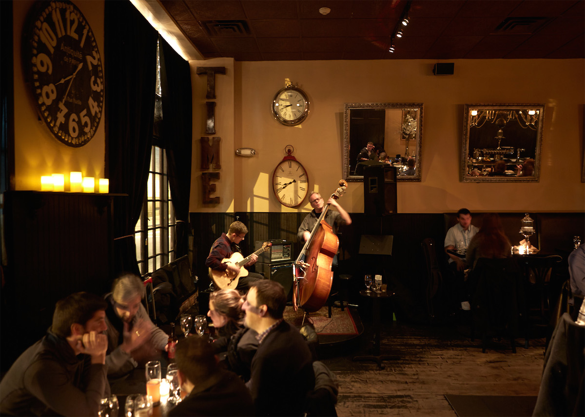Restaurants With Live Music In Philadelphia