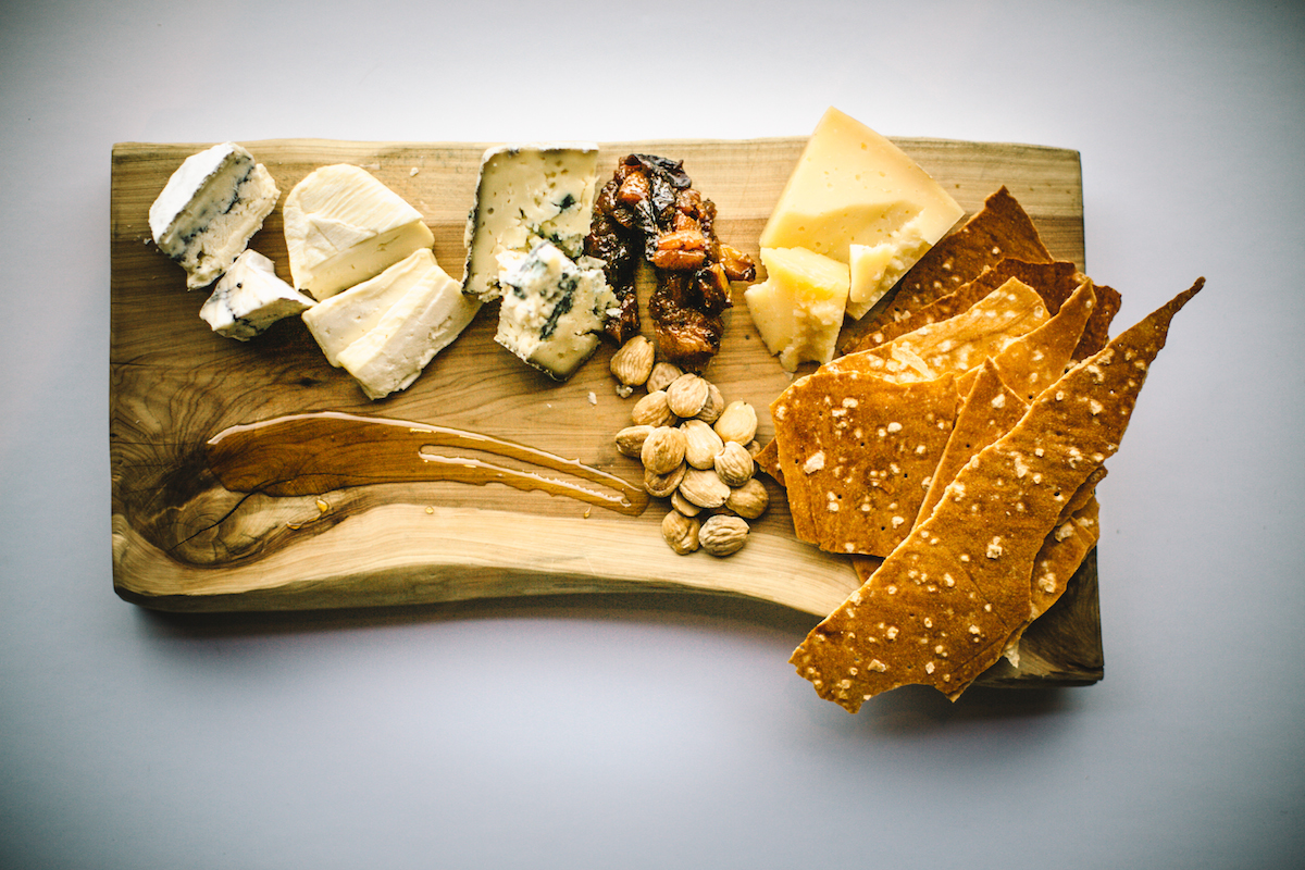 Restaurant Cheese Plates & Cheese Out: 11 Restaurant Cheese Plates for #NationalCheeseLoversDay