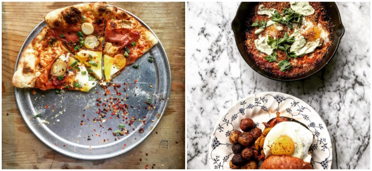 Restaurants to Follow on Instagram in 2017