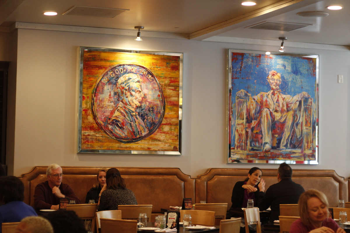 Hail to the Chief: 6 Presidentially Inspired D.C. Restaurants for Presidents' Day