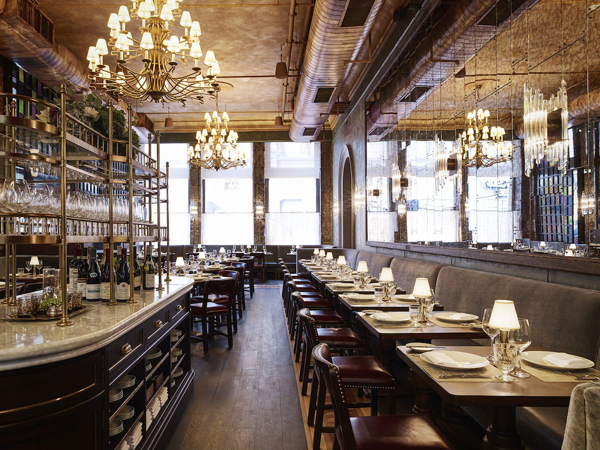 Open Table London French Restaurants