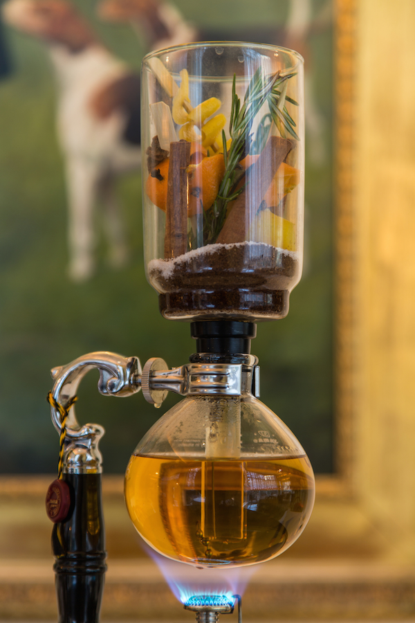 siphon cocktails