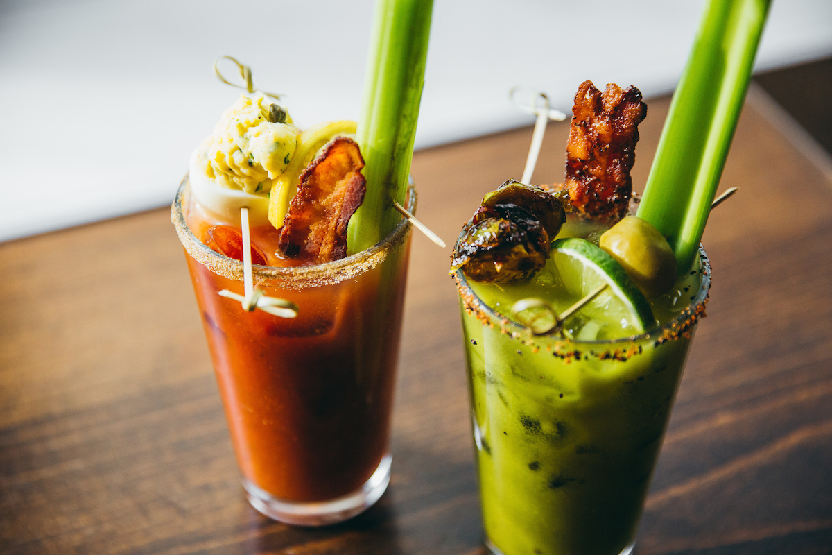 Brunch in a Glass: Bloody Good Bloody Marys