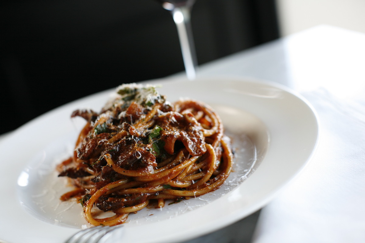 Top Restaurants for Pasta