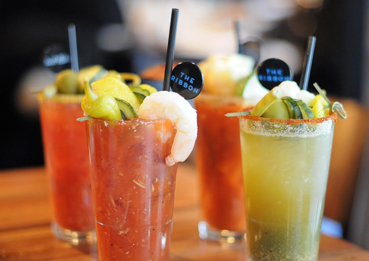 brunch in a glass: bloody good bloody marys to drink now