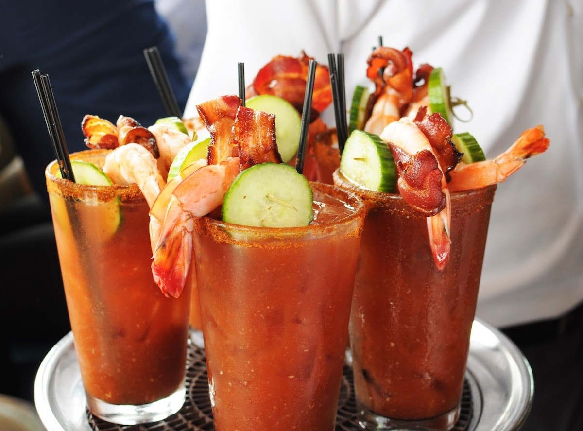 brunch in a glass  bloody good bloody marys to drink now