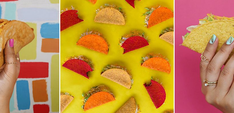 Taco Bell Test Kitchen Reservations