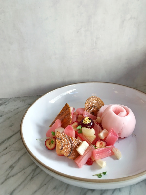 best rhubarb dishes and drinks