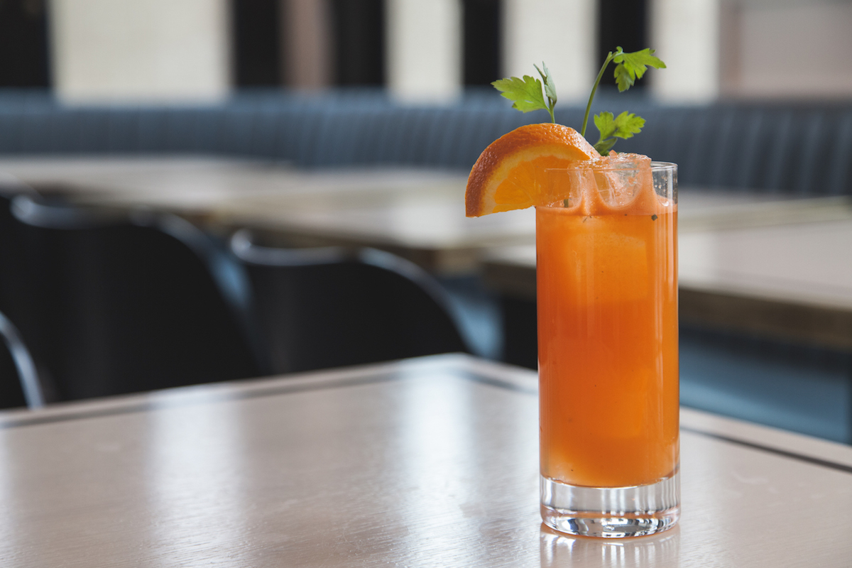 carrot cocktails