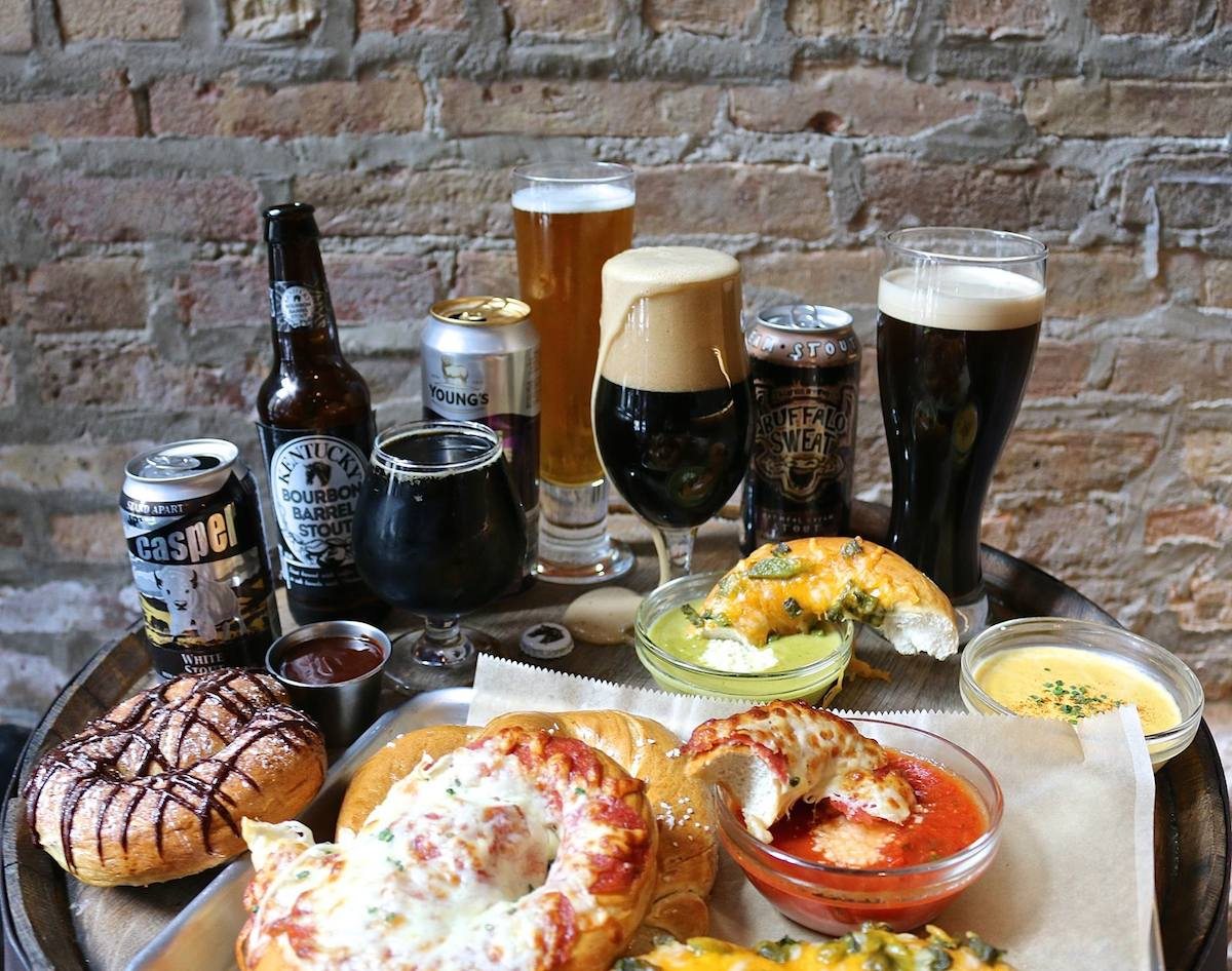 Top Restaurants to Celebrate American Craft Beer Week 2017
