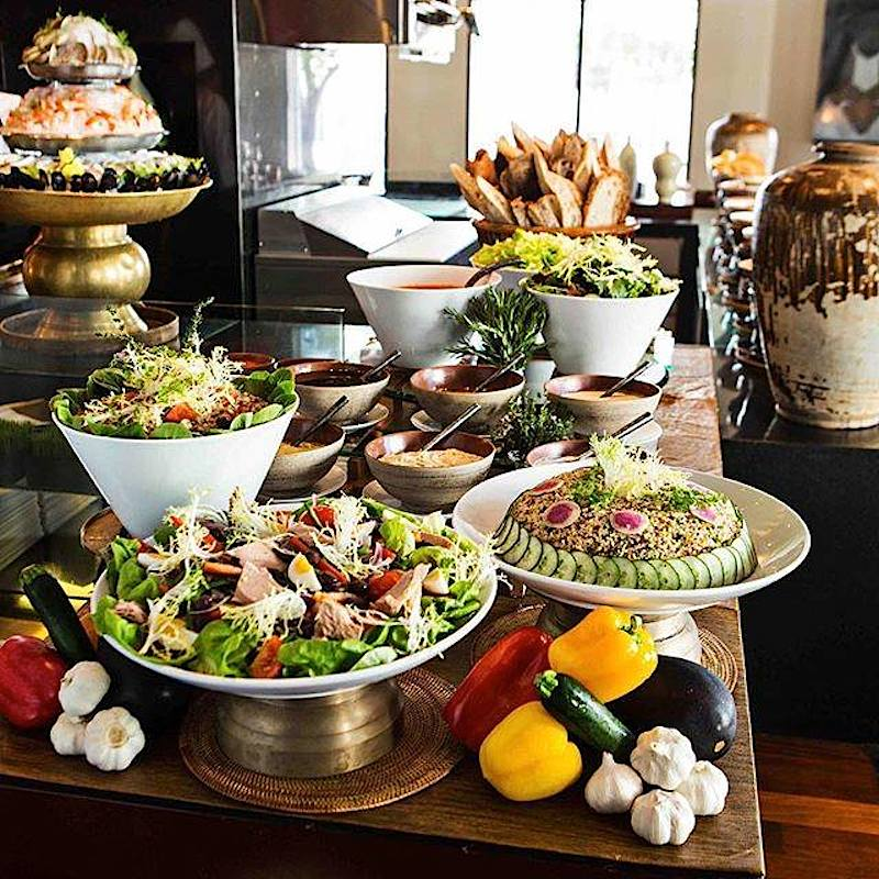 over-the-top brunches