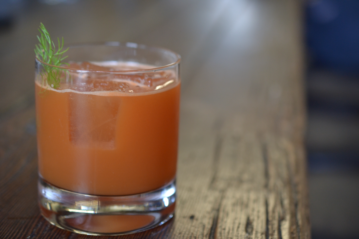 10 Carrot Cocktails To Put A Little Hop In Your Step