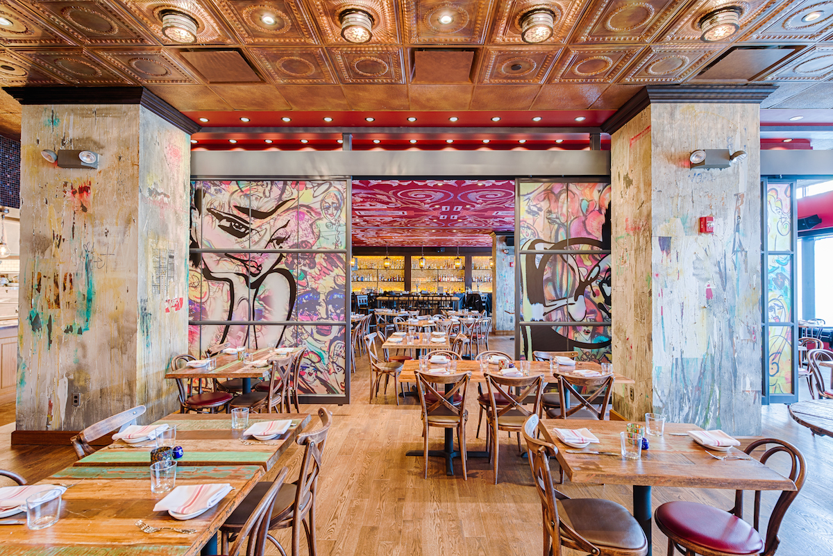 top restaurants for art lovers