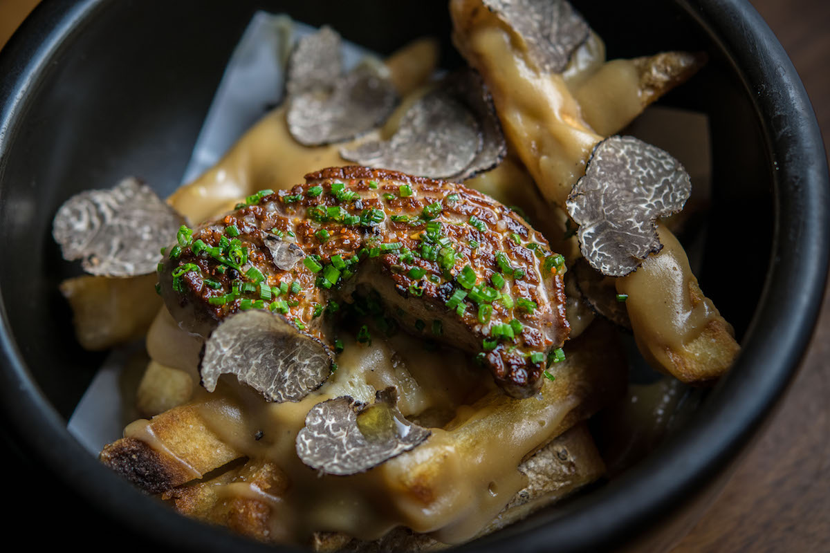 restaurants for poutine in the states