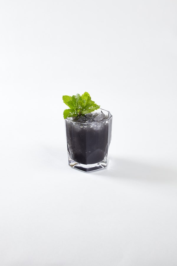 charcoal-activated cocktails