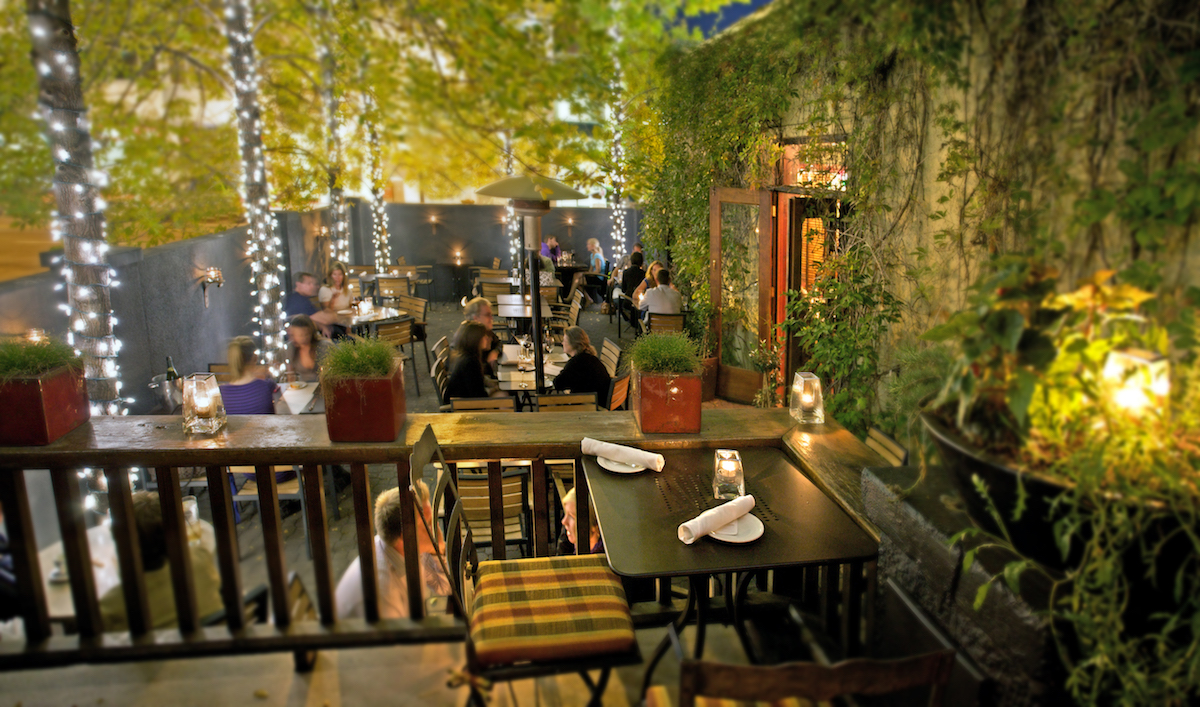 100 Best Outdoor Dining Restaurants in Canada 2017