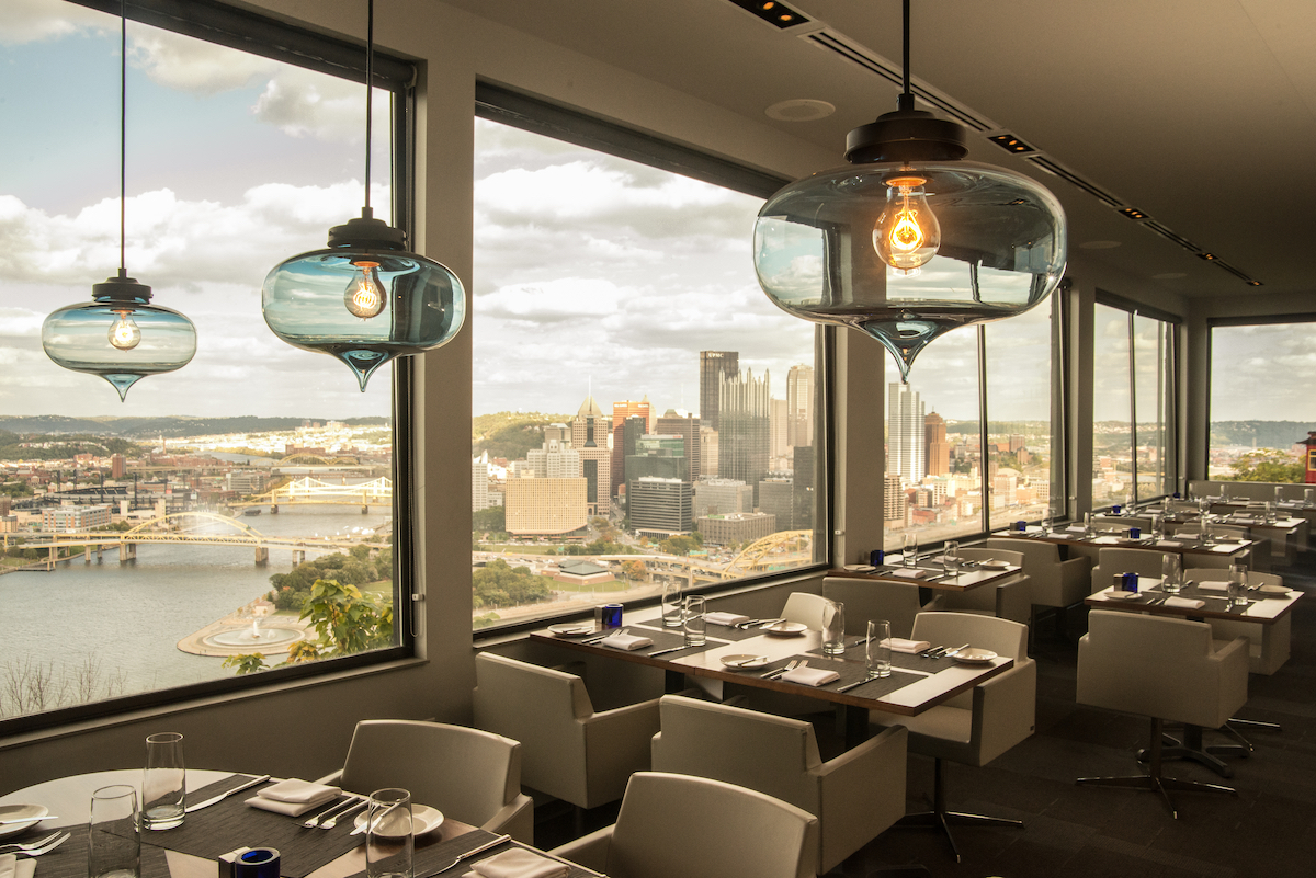 Made You Look! 100 Most Scenic Restaurants in America 2017 #OpenTable100