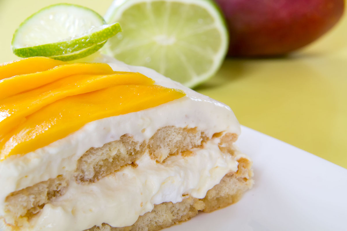 top tropical desserts