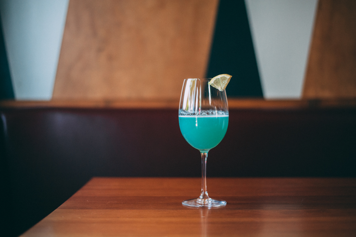 cobalt cocktails