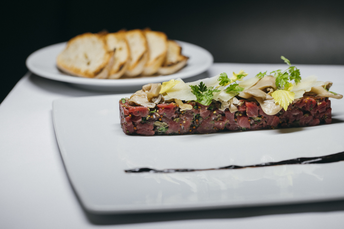 top steak tartare dishes