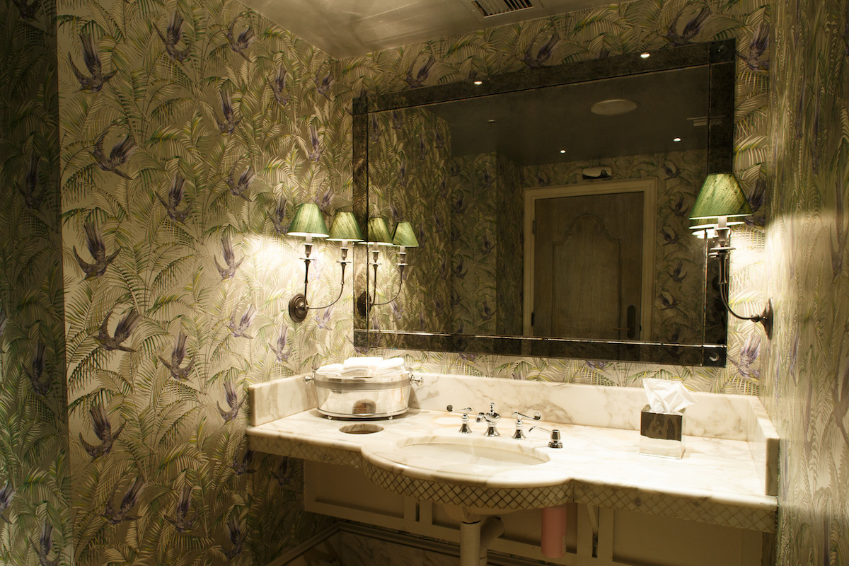 Most Instagrammable Restaurant Restrooms