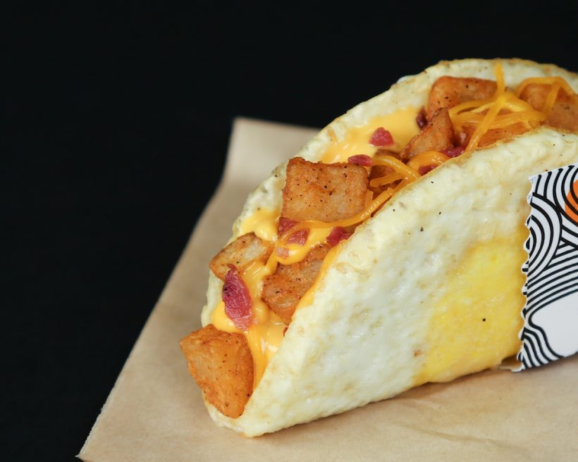 book a table at taco bell