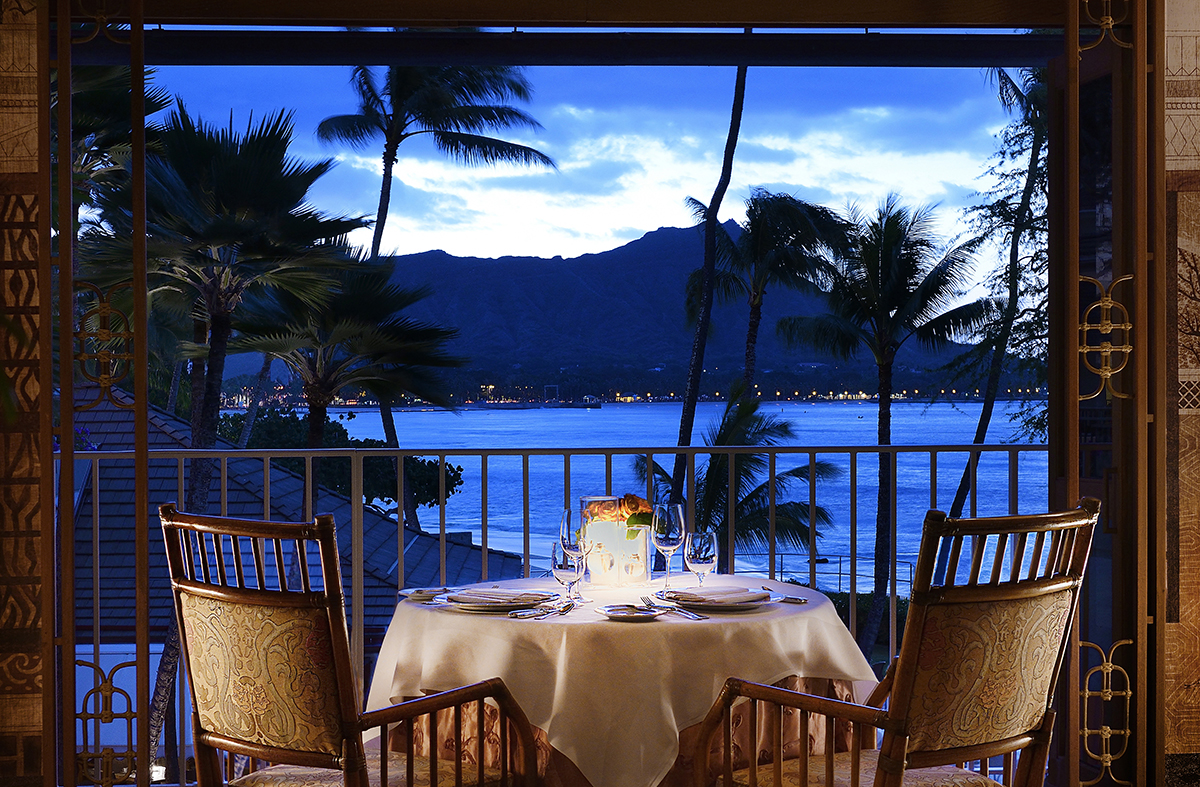 Two Tickets To Paradise Romantic Hawaii Restaurants For