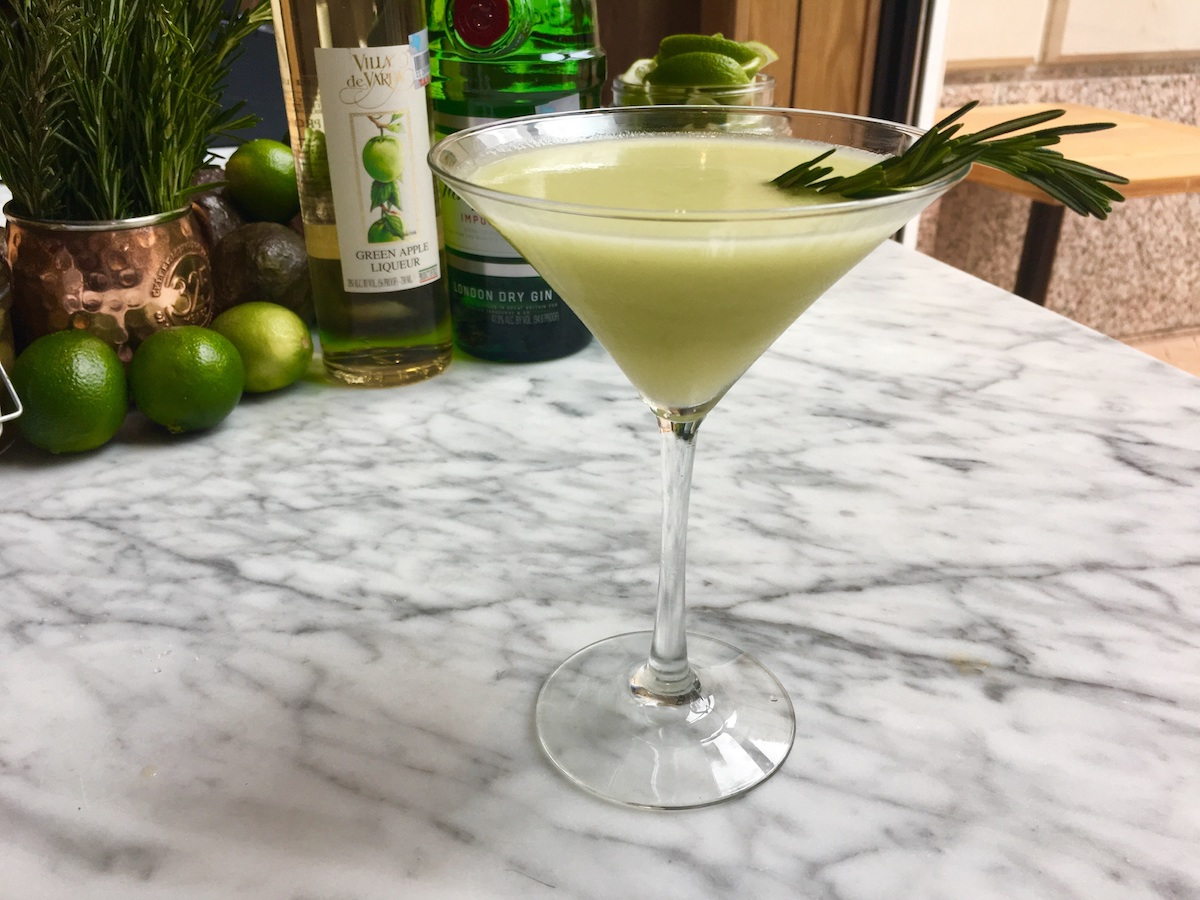 It S Easy Being Green 8 Amazing Avocado Cocktails