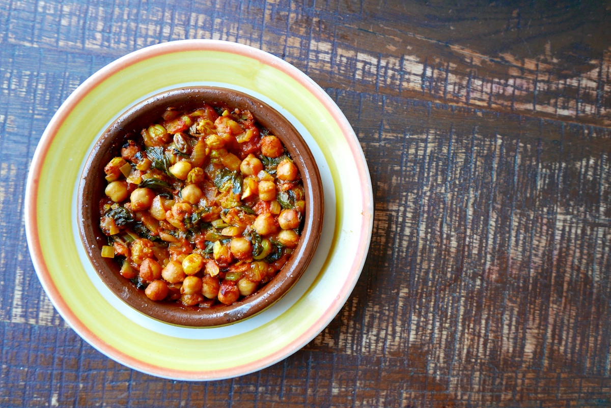 top chickpea dishes