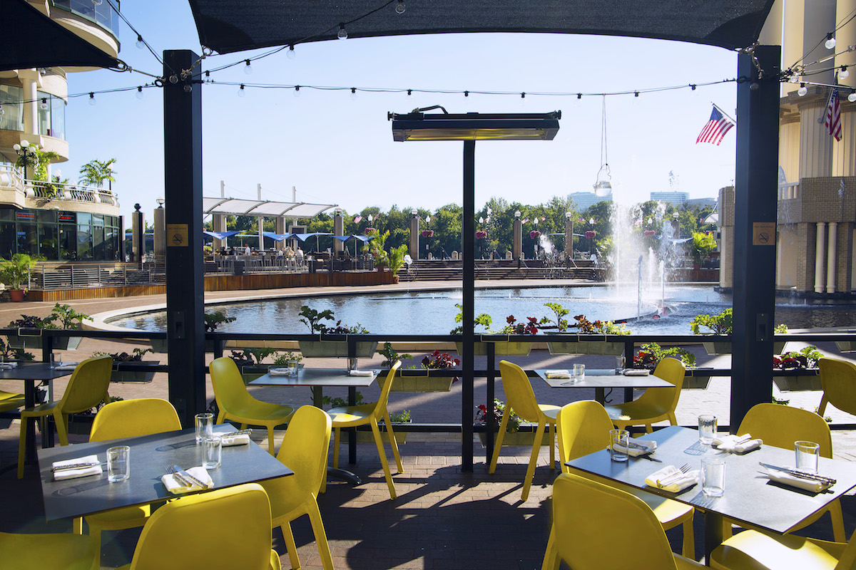 Dine With A View In D C