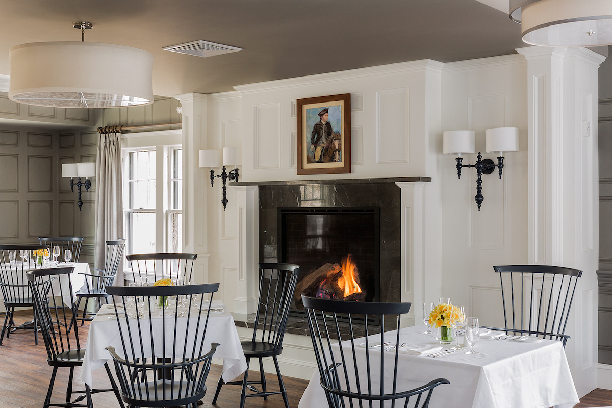 Top New England Restaurants for Autumn Dining
