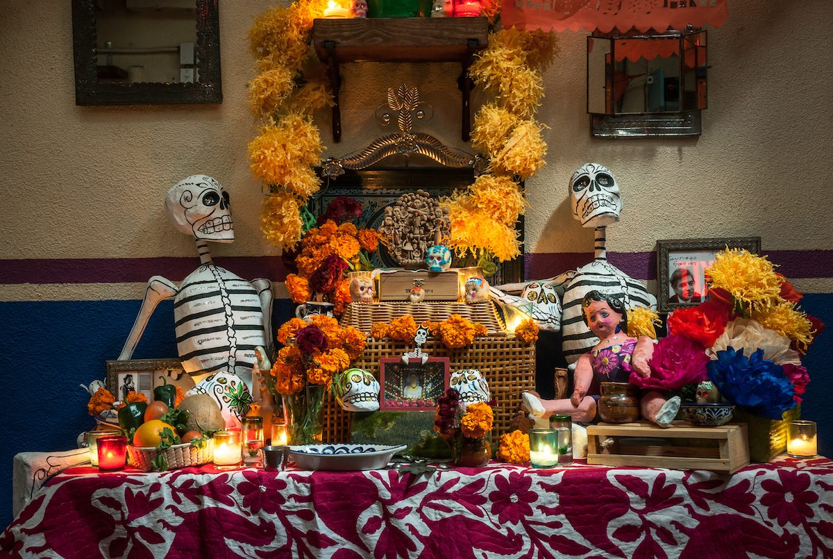 Day of the Dead Celebrations 2017