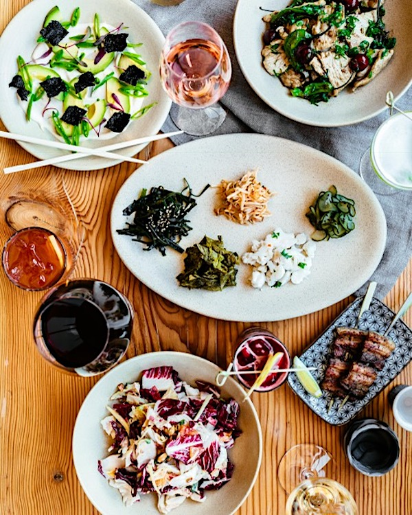 Wine Country Restaurants Are Open for Business