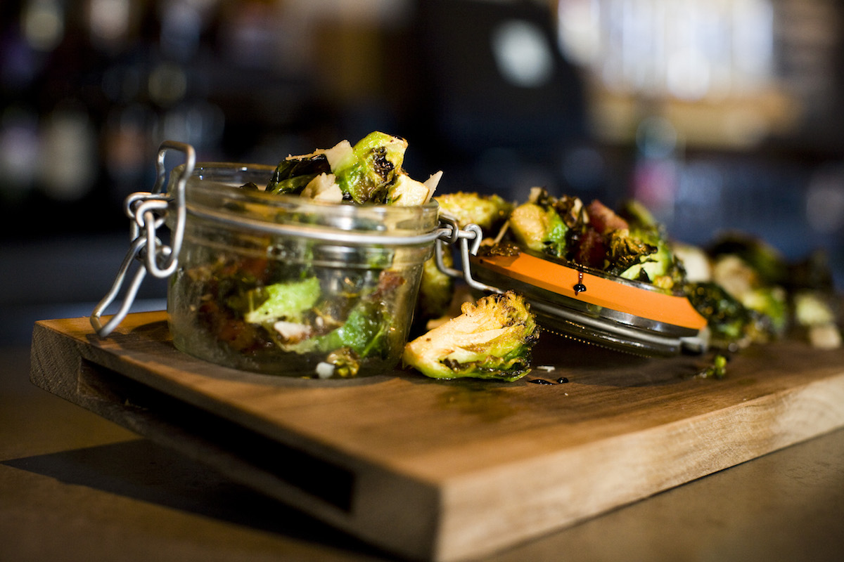 new Brussels Sprouts dishes