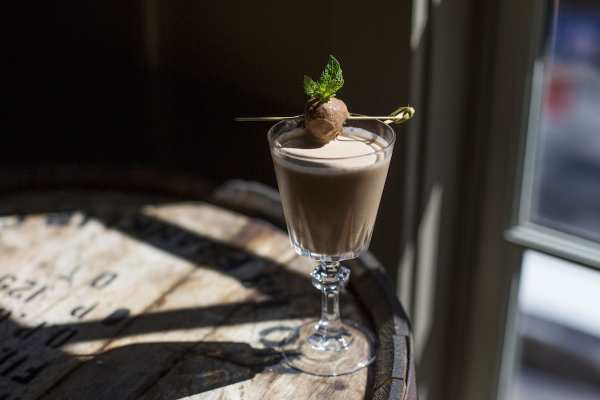 Top Chocolate Cocktails