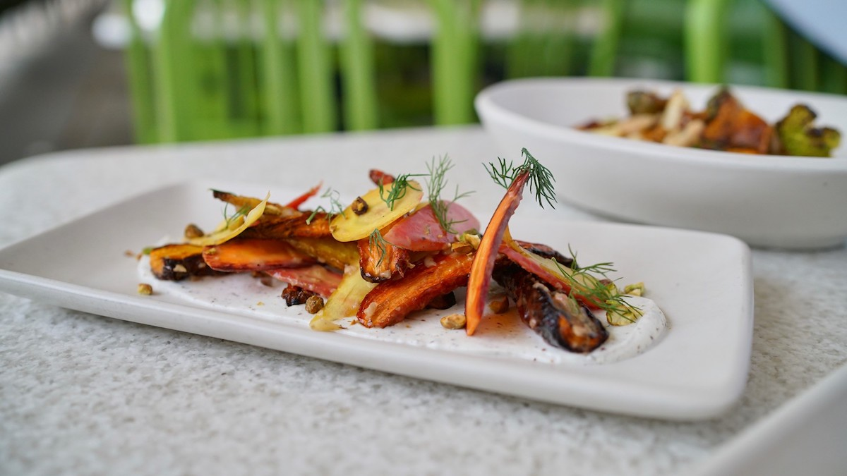 carrot dishes