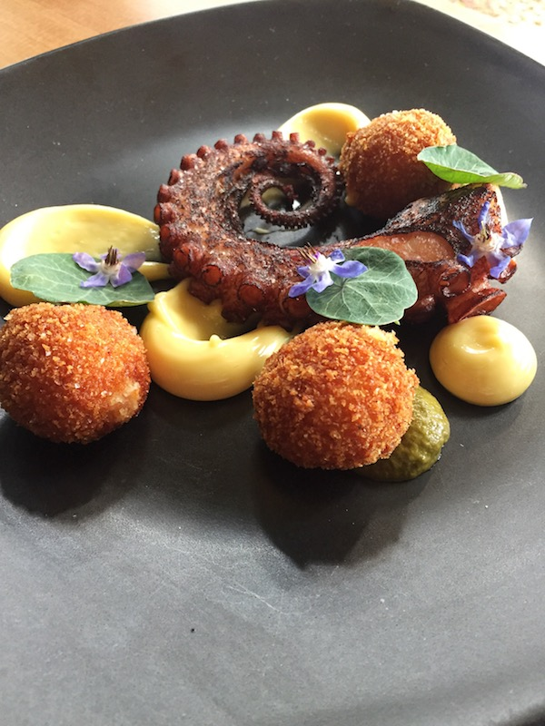 top octopus dishes