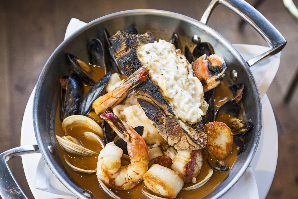 Restaurants Serving the Feast of the Seven Fishes on Christmas Eve