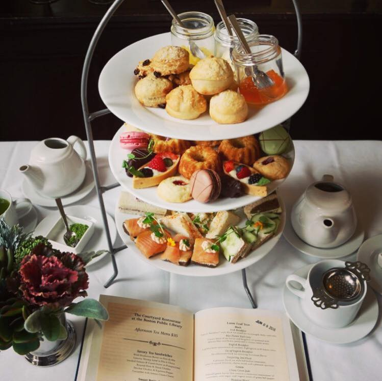 By The Book 8 Top Restaurants For Literature Lovers