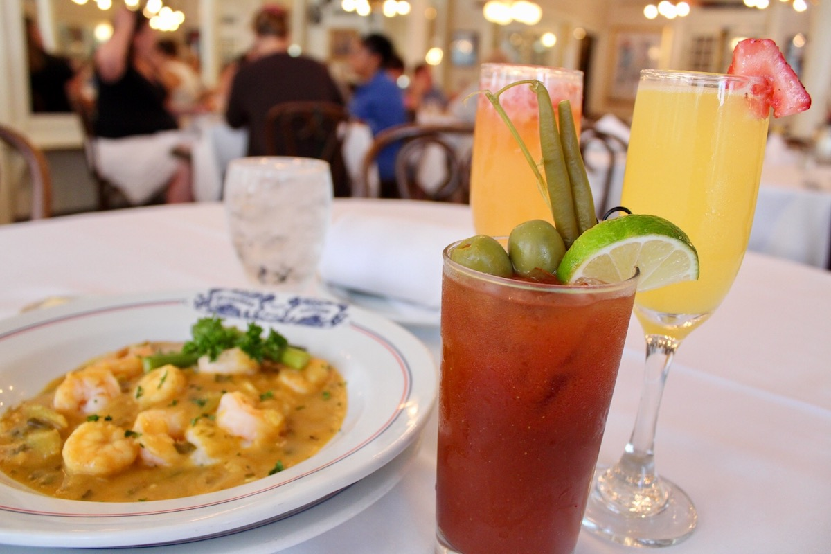 Top Brunch Spots in New Orleans