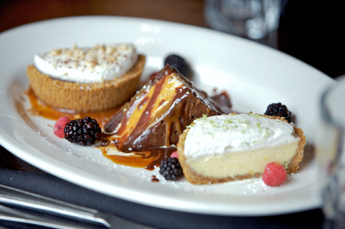 top desserts for two