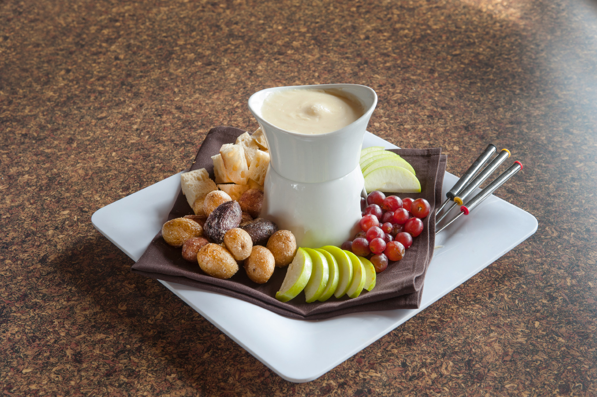 restaurants for fondue