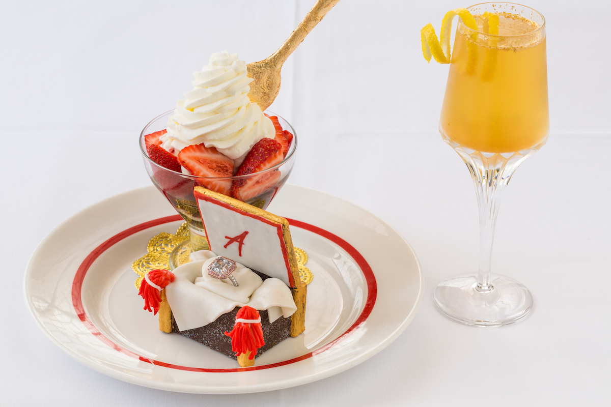 Isn\'t It Romantic? Over-the-Top Dishes and Drinks for Valentine\'s Day