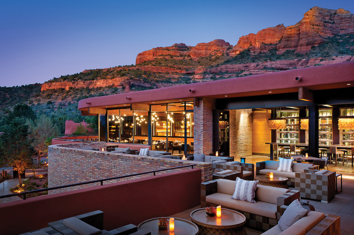 romantic hotel restaurants