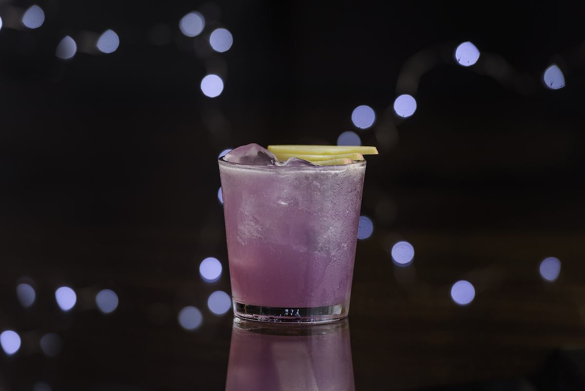 Party In A Glass Top Purple Cocktails You Need To Try In 2018