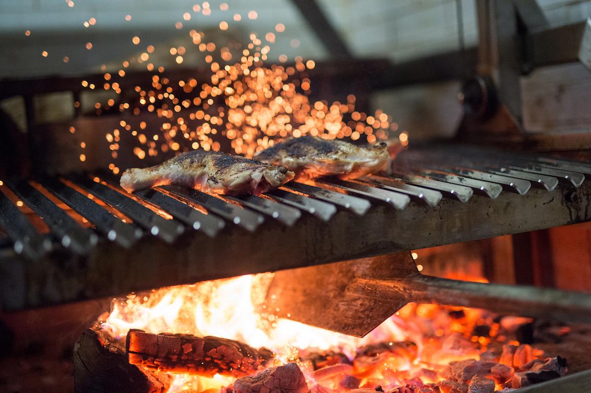 Eternal Flames: 9 Restaurants for Open Hearth Cooking