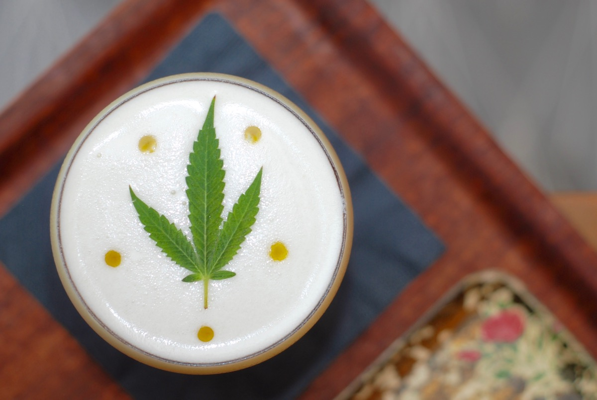 cannabis cocktails