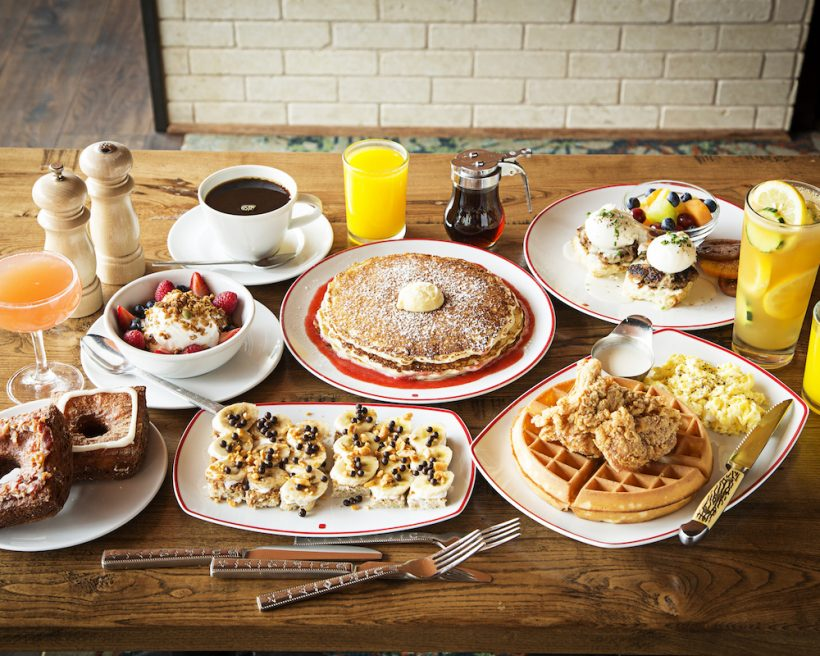 Best Brunch Restaurants in America 2018