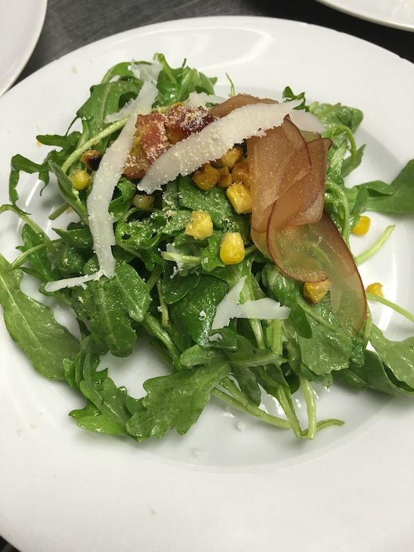 restaurants for new spring salads